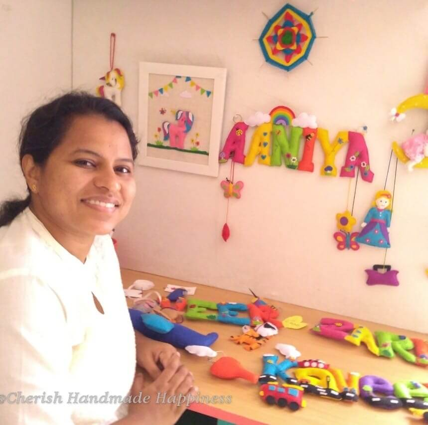Ancey crafter mompreneur